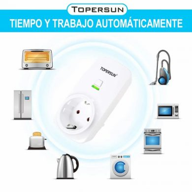 Comprar Enchufe Inteligente en Amazon