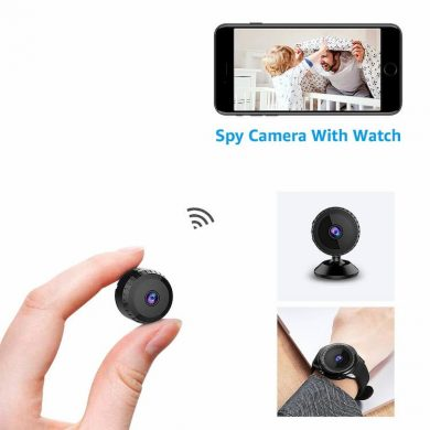 Comprar Camara Mini Espia Aobo 1080P en Amazon